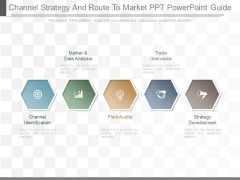 Channel Strategy And Route To Market Ppt Powerpoint Guide