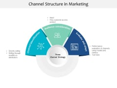 Channel Structure In Marketing Ppt PowerPoint Presentation Gallery Information