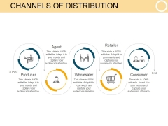 Channels Of Distribution Template 2 Ppt PowerPoint Presentation Summary