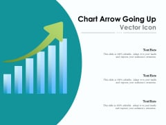 Chart Arrow Going Up Vector Icon Ppt PowerPoint Presentation Infographic Template Ideas