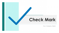 Check Mark Mobile Assessment Ppt PowerPoint Presentation Complete Deck With Slides