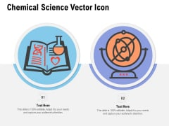 Chemical Science Vector Icon Ppt PowerPoint Presentation File Picture PDF