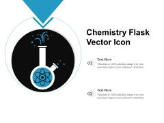 Chemistry Flask Vector Icon Ppt PowerPoint Presentation Styles Microsoft PDF
