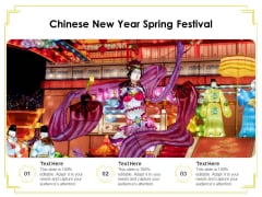 Chinese New Year Spring Festival Ppt PowerPoint Presentation File Graphics PDF