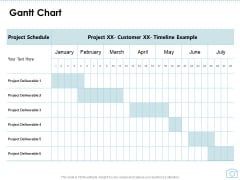 Cinematography Project Proposal Gantt Chart Ppt Model Slides PDF