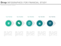 Circle Infographics For Financial Analysis Powerpoint Template
