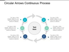 Circular Arrows Continuous Process Ppt PowerPoint Presentation Inspiration Slide Portrait