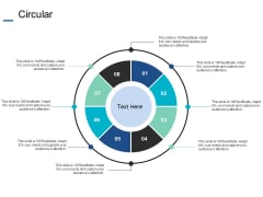 Circular Business Ppt PowerPoint Presentation Infographics Outfit