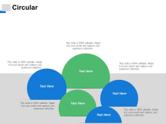 Circular Business Ppt PowerPoint Presentation Layouts Show