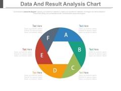 Circular Diagram Of Six Steps Powerpoint Slides