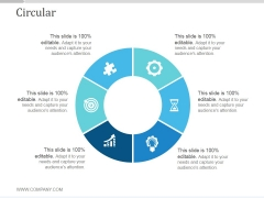 Circular Ppt PowerPoint Presentation Background Images