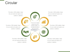 Circular Ppt PowerPoint Presentation File Picture