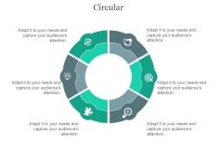 Circular Ppt PowerPoint Presentation Files