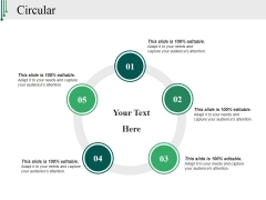 Circular Ppt PowerPoint Presentation Gallery Clipart Images