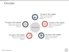 Circular Ppt PowerPoint Presentation Graphics