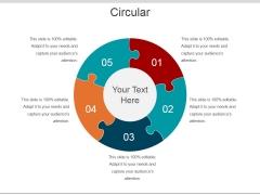 Circular Ppt PowerPoint Presentation Icon Diagrams