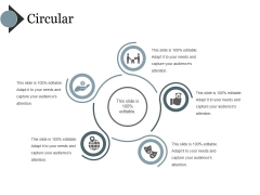 Circular Ppt PowerPoint Presentation Icon Template