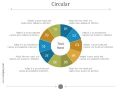 Circular Ppt PowerPoint Presentation Ideas