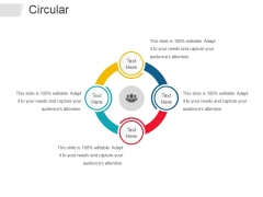 Circular Ppt PowerPoint Presentation Infographic Template Graphic Tips