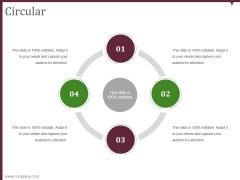 Circular Ppt PowerPoint Presentation Infographic Template Templates
