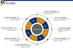 Circular Ppt PowerPoint Presentation Infographics Professional
