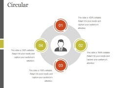 Circular Ppt PowerPoint Presentation Infographics Templates