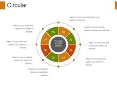 Circular Ppt PowerPoint Presentation Inspiration Samples