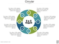 Circular Ppt PowerPoint Presentation Introduction