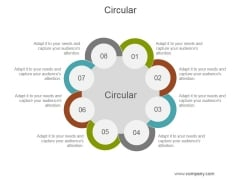Circular Ppt PowerPoint Presentation Layouts