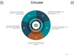 Circular Ppt PowerPoint Presentation Model Example