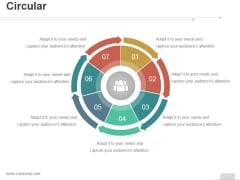 Circular Ppt PowerPoint Presentation Outline