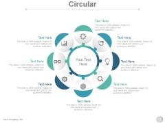 Circular Ppt PowerPoint Presentation Portfolio