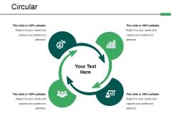 Circular Ppt PowerPoint Presentation Slides Design Inspiration