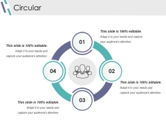 Circular Ppt PowerPoint Presentation Slides Graphics