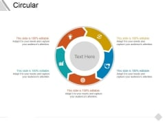 Circular Ppt PowerPoint Presentation Styles Format