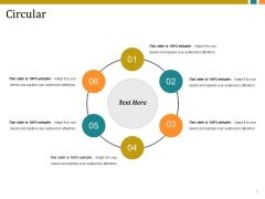 Circular Ppt PowerPoint Presentation Styles Skills