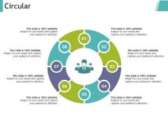 Circular Ppt PowerPoint Presentation Summary Format Ideas