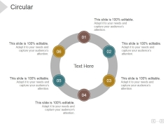 Circular Ppt PowerPoint Presentation Visual Aids