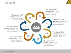 Circular Ppt PowerPoint Presentation Visuals
