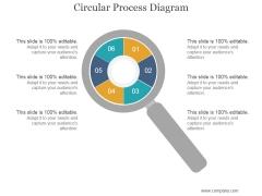 Circular Process Diagram Ppt PowerPoint Presentation Influencers