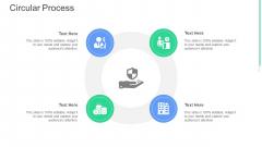 Circular Process Ppt Show Graphics PDF