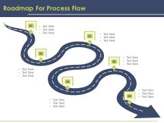Civil Building Construction Proposal Roadmap For Process Flow Graphics PDF