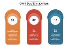 Client Data Management Ppt PowerPoint Presentation Layouts Clipart Cpb Pdf
