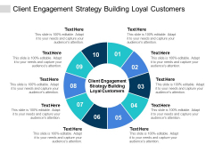 Client Engagement Strategy Building Loyal Customers Ppt PowerPoint Presentation Outline Guide Cpb