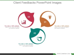 Client Feedbacks Powerpoint Images
