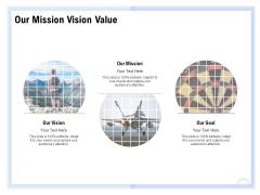 Client Health Score Our Mission Vision Value Ppt PowerPoint Presentation Show Deck PDF