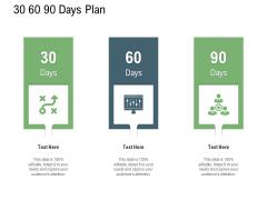 Client Onboarding Framework 30 60 90 Days Plan Summary PDF