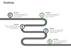Client Onboarding Framework Roadmap Ppt Visual Aids Deck PDF