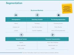 Client Segmentation Analysis Segmentation Attitude Ppt Summary Icon PDF