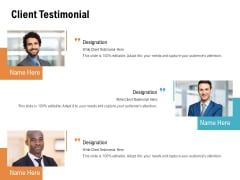 Client Testimonial Communication Ppt PowerPoint Presentation Pictures Example File